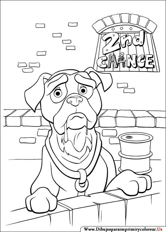 102 Dalmations. Disney Coloring Page. Dibujos de 102 Dálmatas para ...