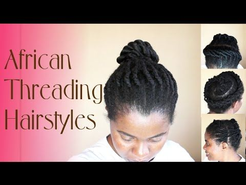 Finally Opened My Natural Hair Salon Natural Sisters South African Hair Blog African Threading Hair Styles
