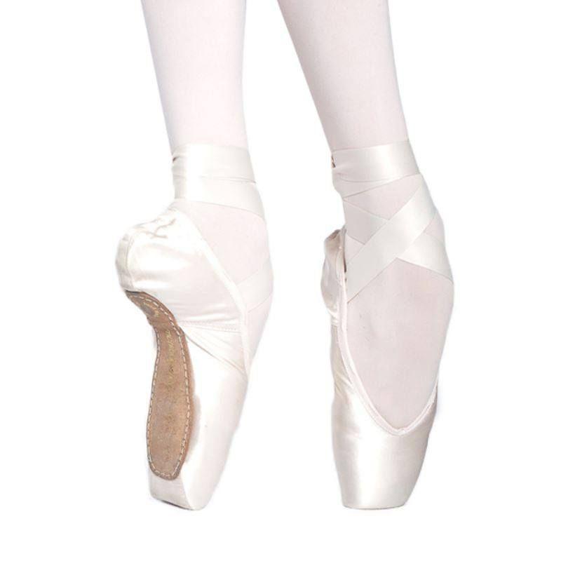 Rubin U Cut WDrawstring Russian Pointe Shoe | dance in 2019