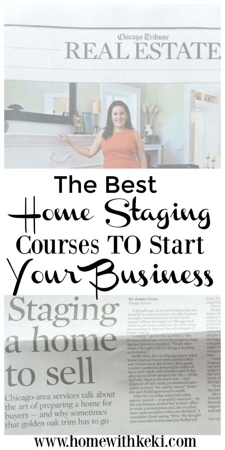 Best home staging courses home staging - Interior design license california ...