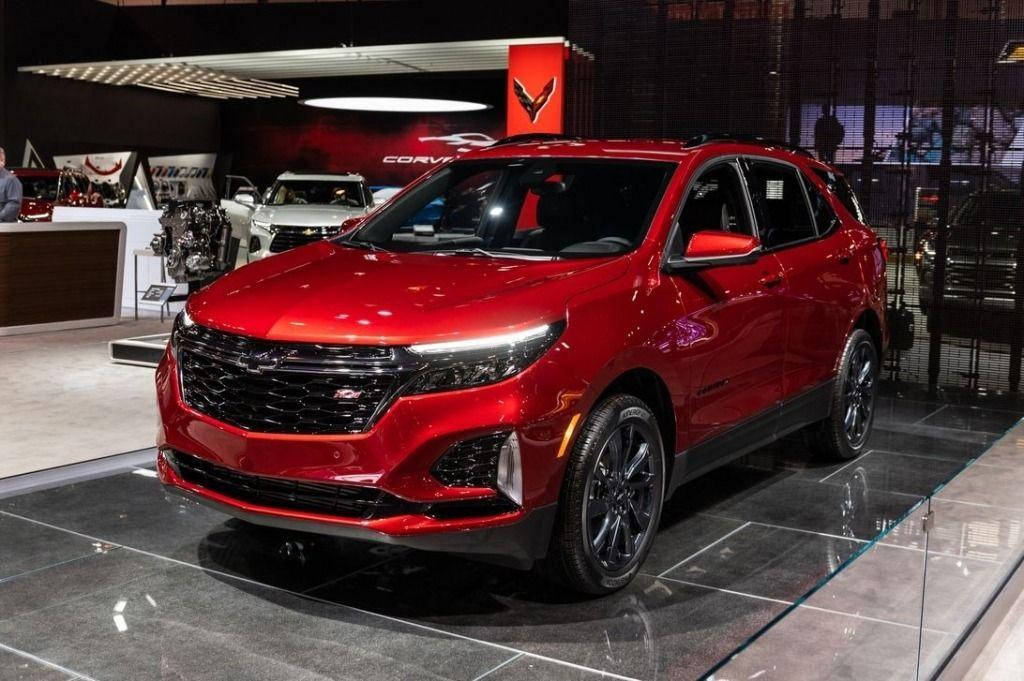 2021 Chevy Equinox Redesign, Interior, and Price di 2020