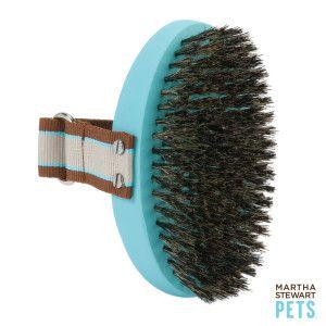 Martha Stewart Pets Palm Bristle Pet Brush Brushes Combs Blow Dryers Petsmart Martha Stewart Pets Pet Brush Petsmart