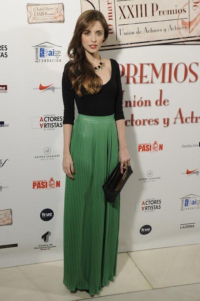 Leticia Dolera, el estilo de una actriz menuda pero con muchísimo flow (via Bloglovin.com )