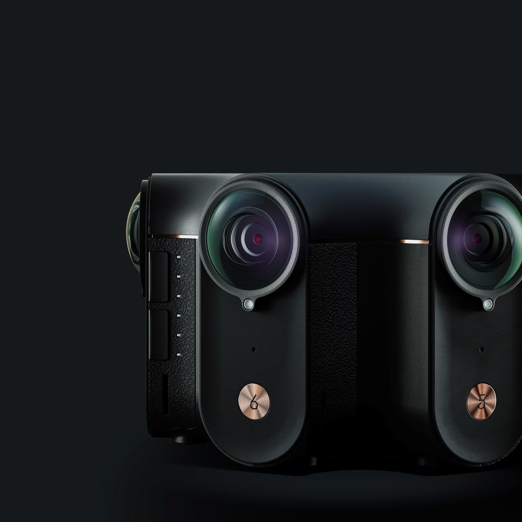 The Obsidian captures 360° Stereoscopic 3D videos… in 8K | Yanko