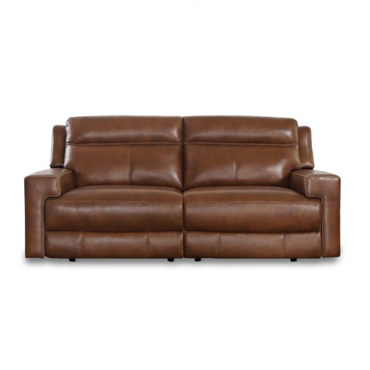 Fantastic Glasgow Leather 3Pc Power Reclining Sectional Power Sofa Uwap Interior Chair Design Uwaporg