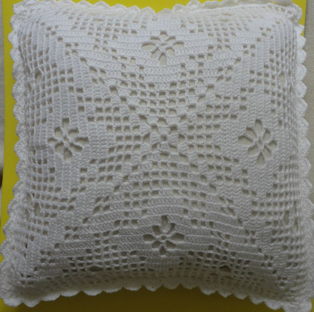 Almofadas De Croche Passo A Passo 100 Modelos E Videos Pillow