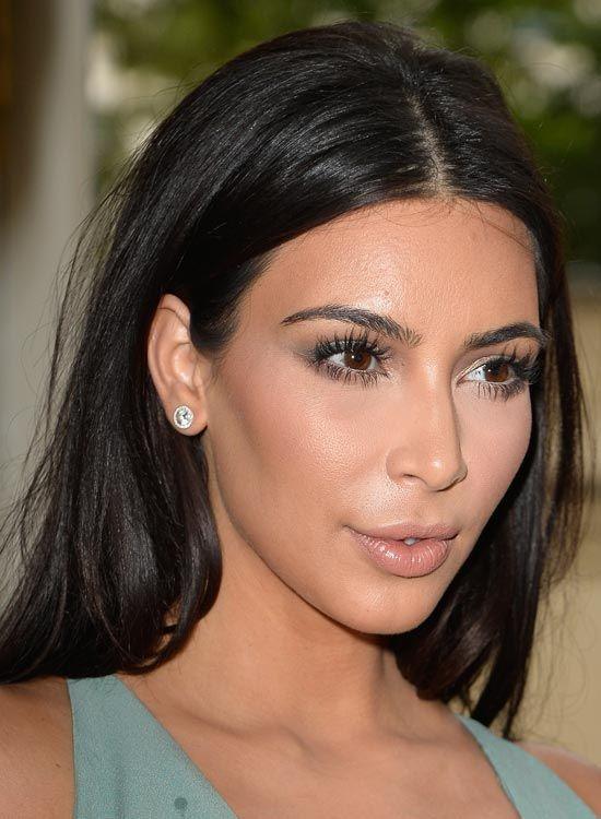 50 Best Kim Kardashian Hairstyles Makeup Hair Kim