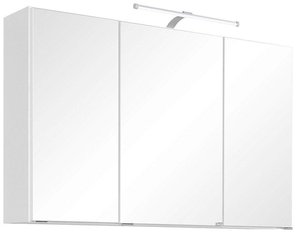 HELD MÖBEL Spiegelschrank »Florida«, Breite 100 cm Jetzt bestellen - küchen unterschrank 100 cm