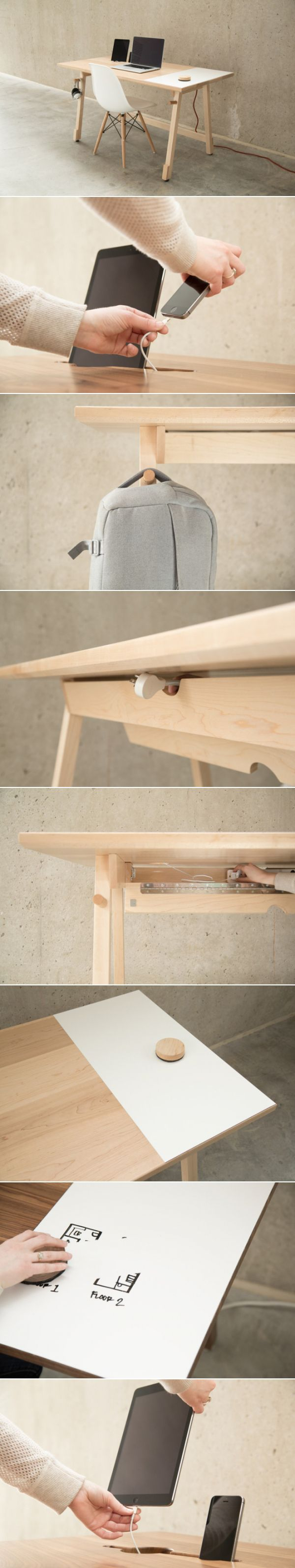Artifox Has Created the Most Practical Desk Ever