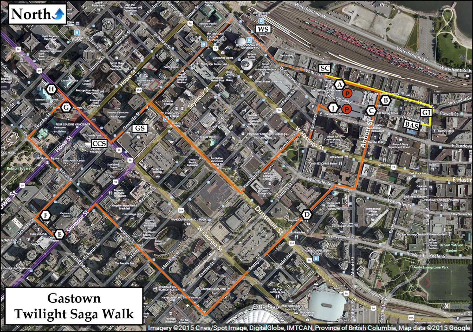 There are 6 twilight saga film sites to visit in vancouvers there are 6 twilight saga film sites to visit in vancouvers gastown and downtown areas our vancouver bc twilight saga maps pdf is posted in the twitips sciox Image collections