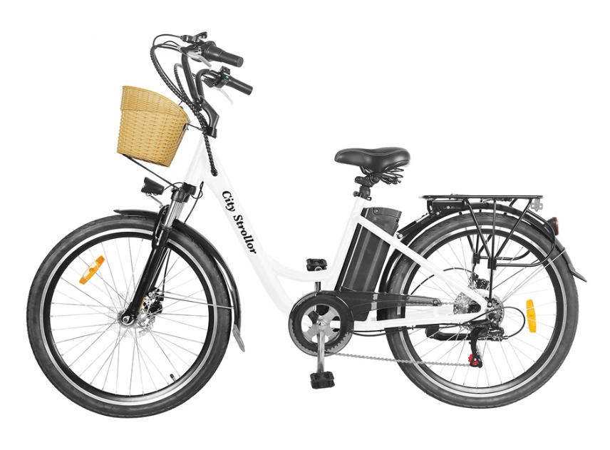 Nakto Strollor Cruiser 36v 12ah 250w 26 Electric City Bicycle By Nakto For Just 849 00 Order Here Or Visit Rid In 2020 City Bicycles Best Electric Bikes Bicycle