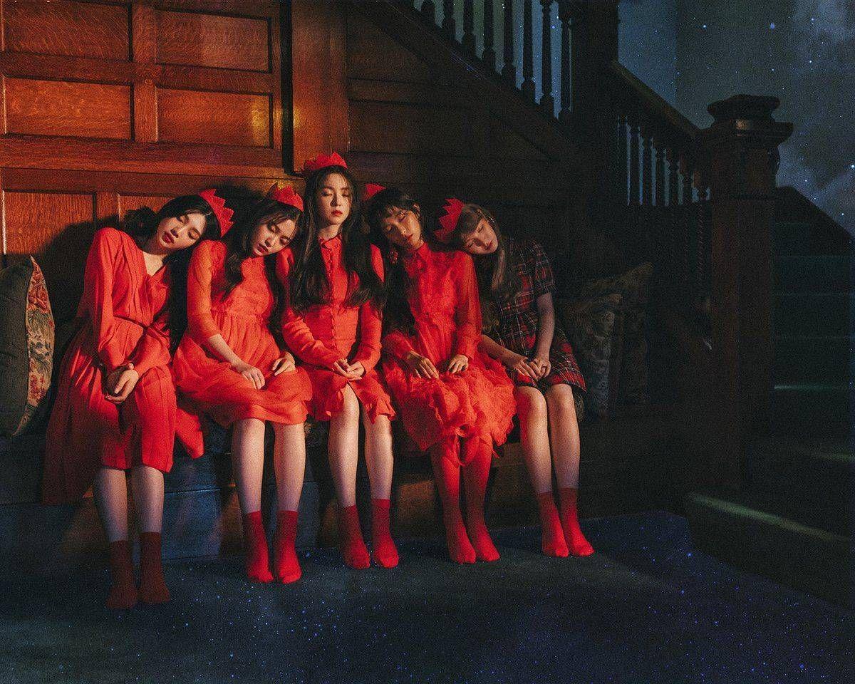 Hd Kpop Photos Wallpapers And Images Red Velvet Velvet Fashion Kpop Girls