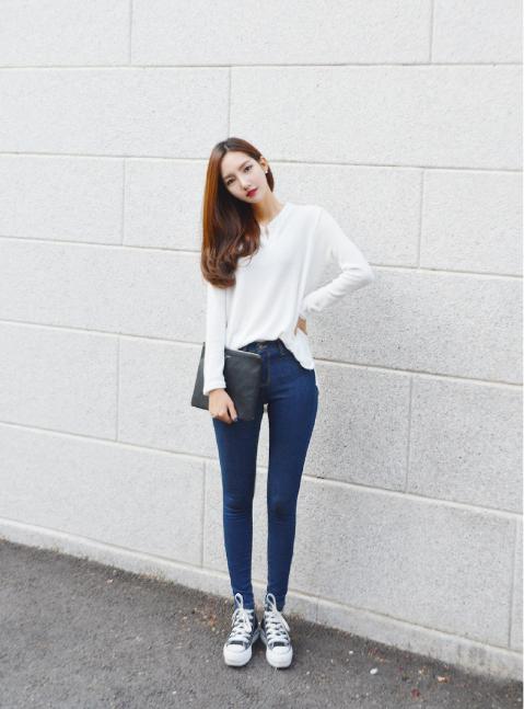 Official Korean Fashion Blog Her Pinterest Korean Fashion Korean And Blog