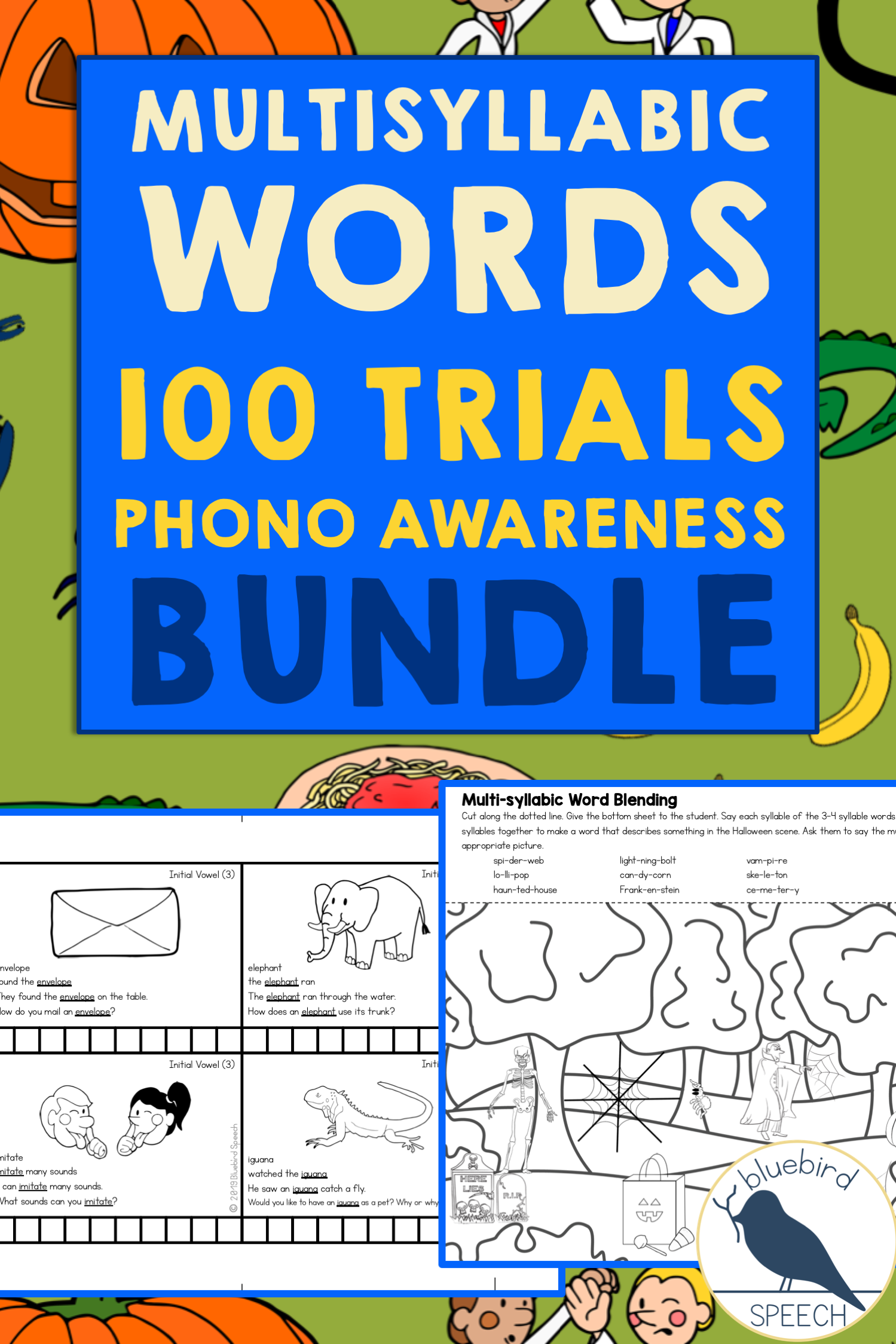 Great Hole Punching Multisyllabic Word Activities For 2nd