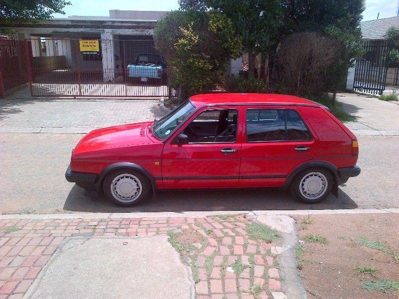 Gti 1988 Volkswagen Golf Brakpan Gumtree South Africa