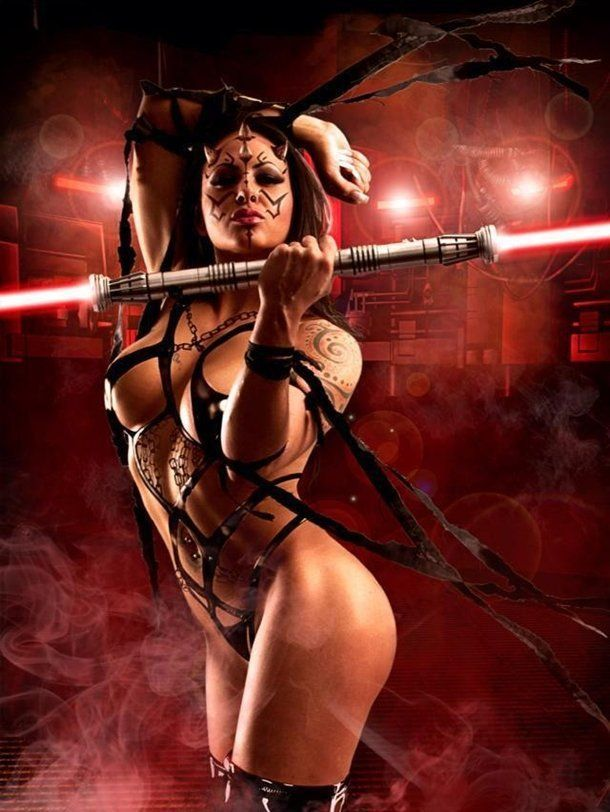cosplay porn Warrior