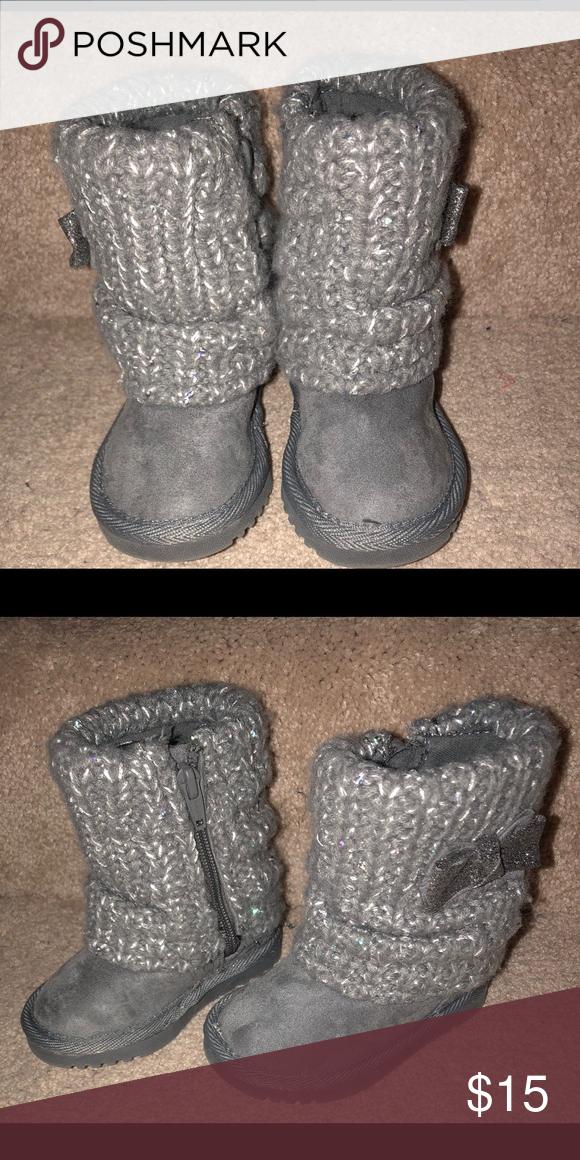 Toddler girls boots size 5-Kohls