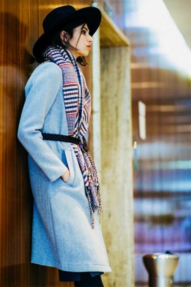 [MARCAS] Prendas delicadas, líneas rectas, sencillez y feminidad en el Lookbook otoño/invierno de Cosette #Modalia | http://www.modalia.es/marcas/9209-cosette-feminidad-lookbook-prendas-otono-invierno-2015.html
