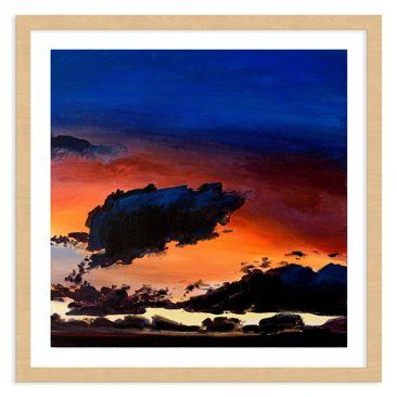 Check out this item at One Kings Lane! Danny Loveridge, Bold Sunset