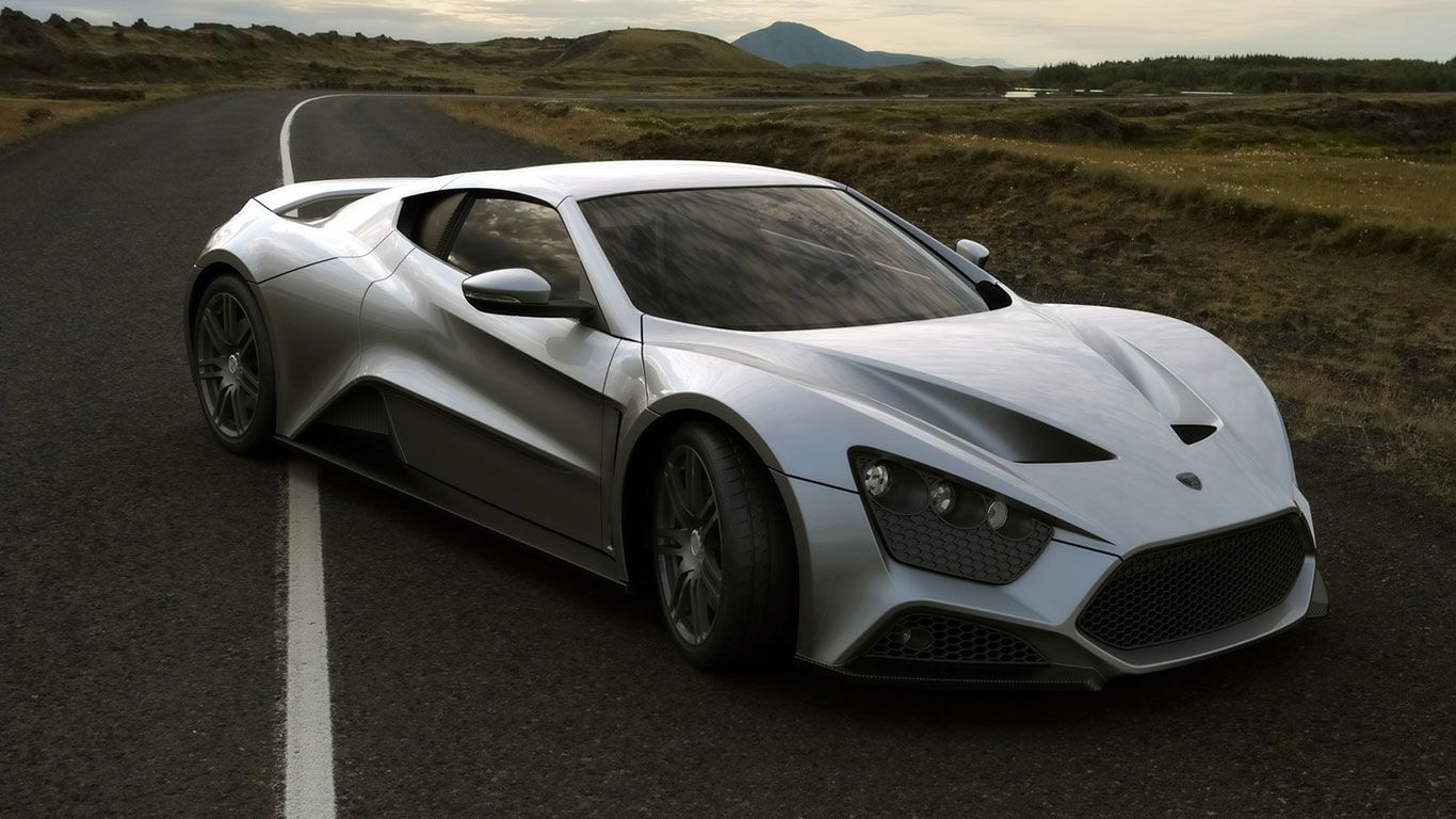 Zenvo ST Can You Name A Danish Sports Car Manufacturer Try Zenvo - Sports car makes