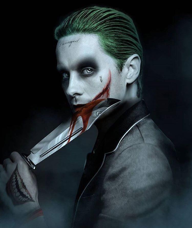 """""""By @bosslogix #Joker #DCComics"""""""