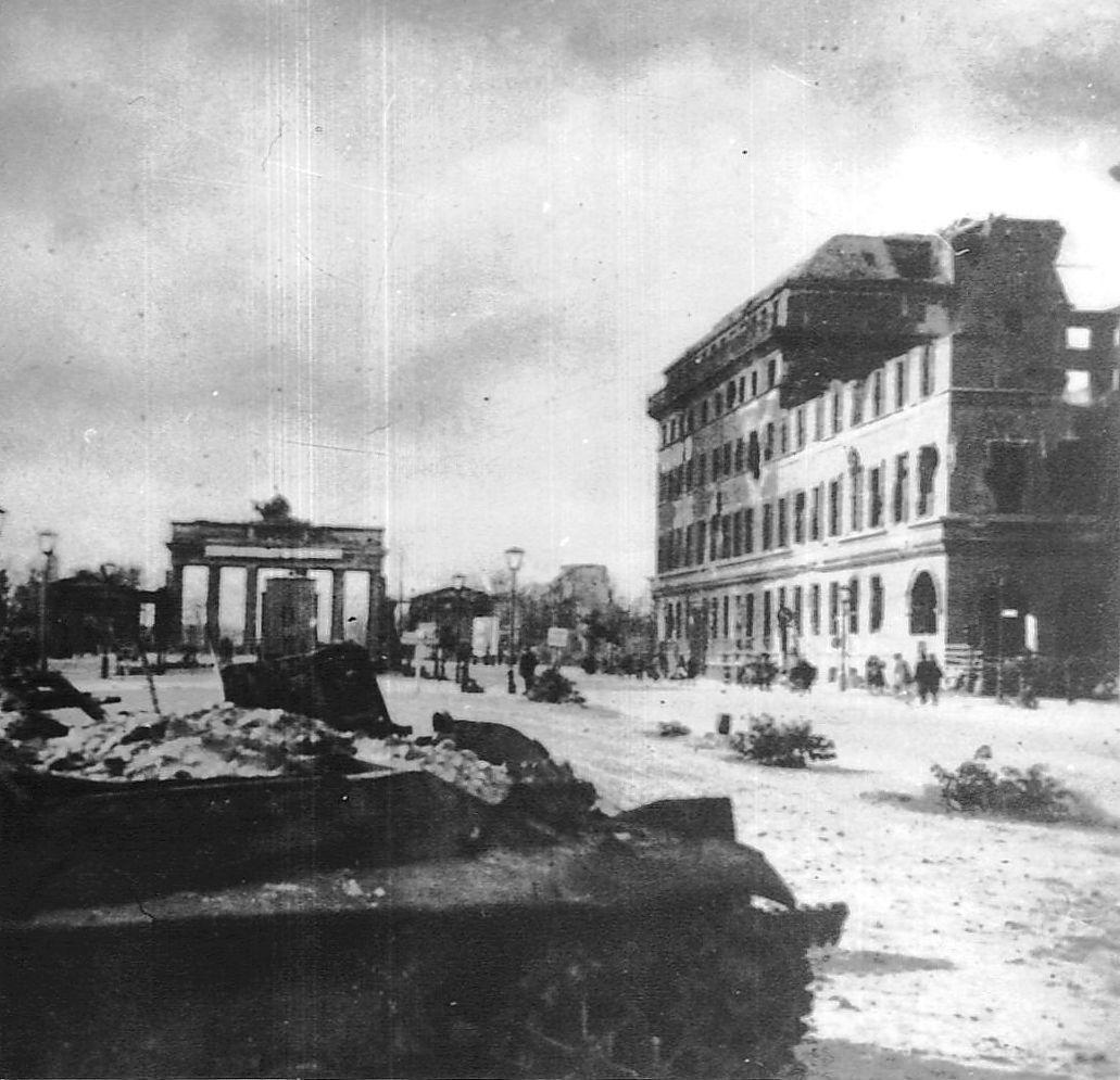 Brandenburger Tor Nach 1945 Berlin Geschichte Berlin Brandenburger Tor Berlin