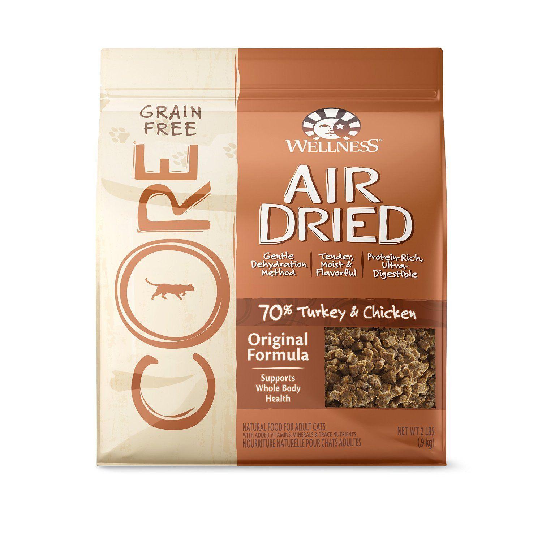 Wellness CORE Air Dried Natural Grain Free Dry Cat Food