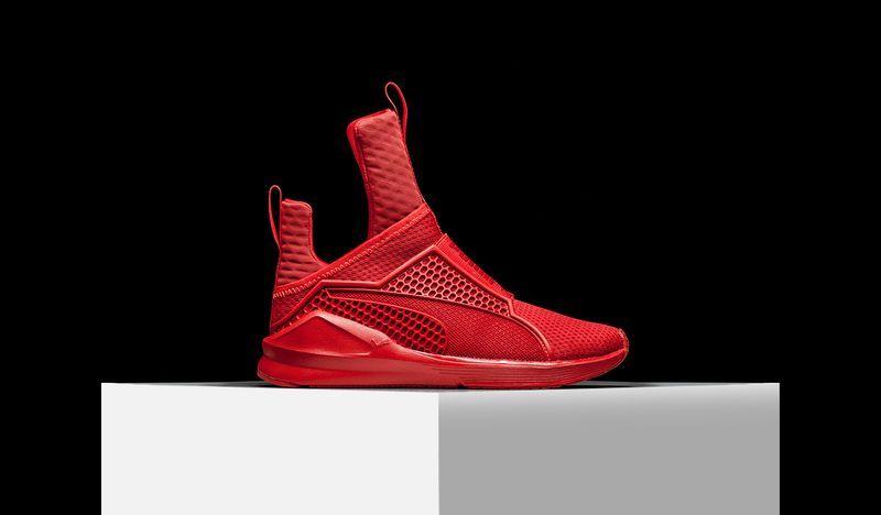 Rihanna shoes, Puma fenty sneakers