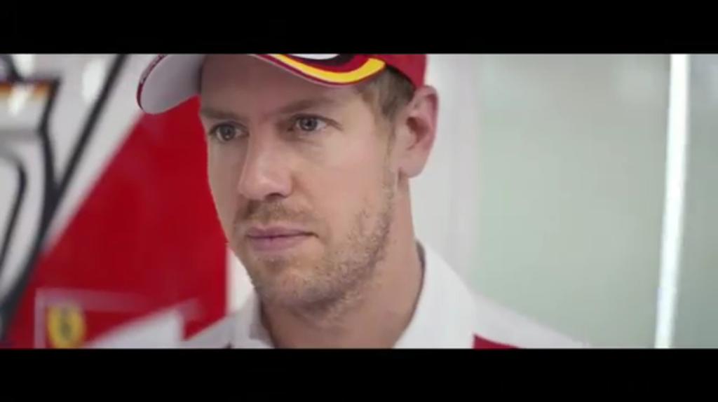Shell V-Power Promo With Sebastian Vettel (VIDEO)