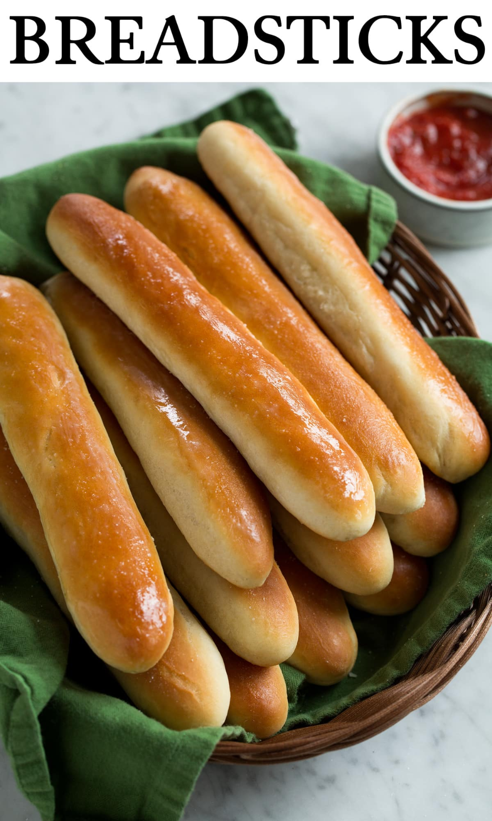 Best Breadsticks Recipe These always turn out perfectly