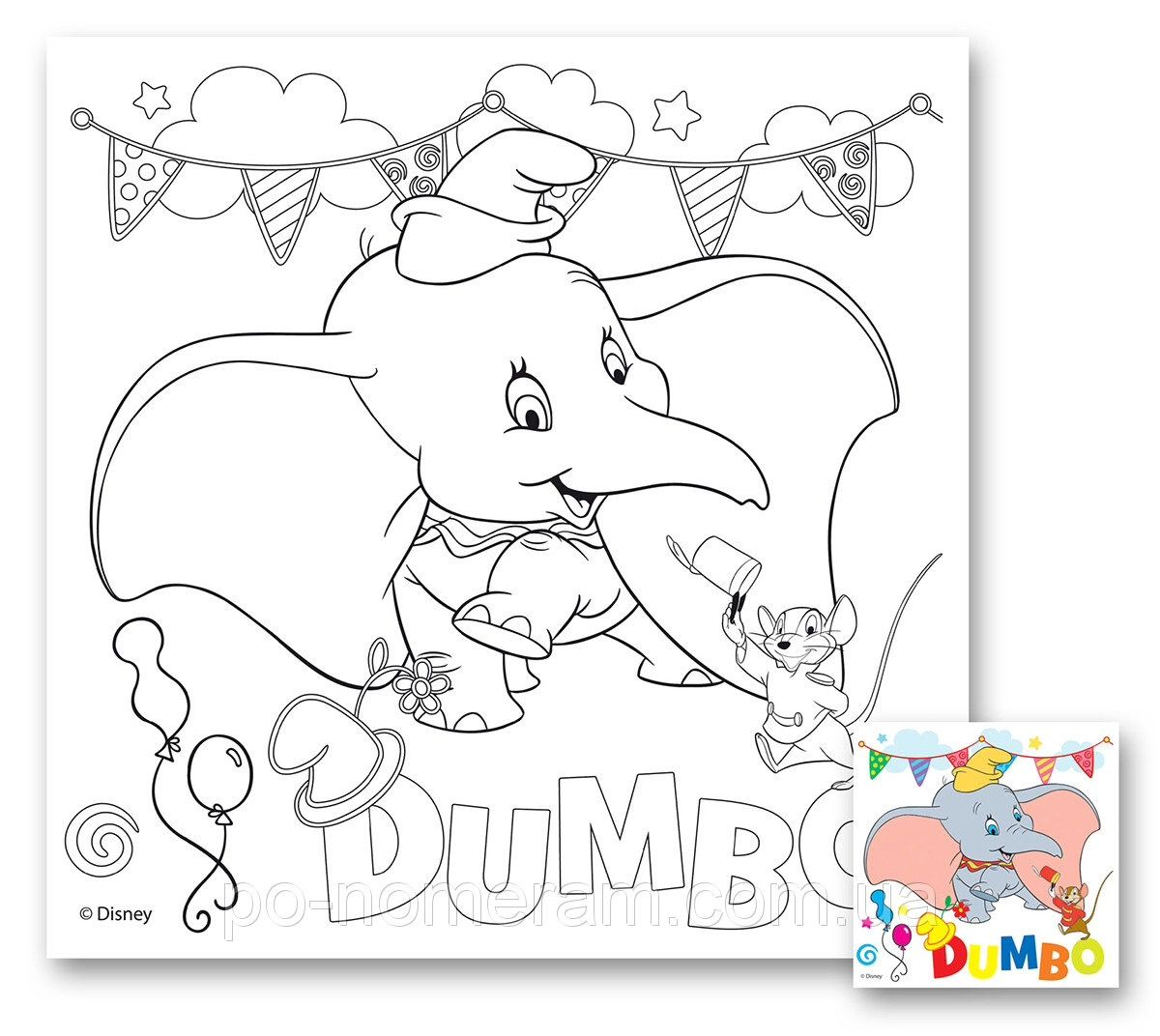 Pin by MajaMørkholt on Dumbo Coloring Pages   Pinterest