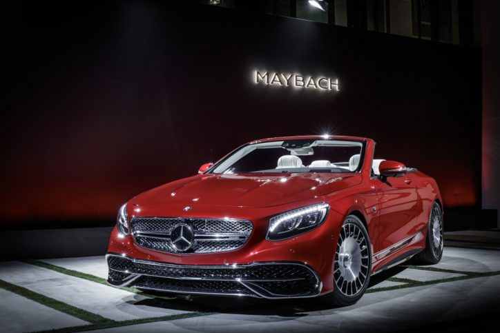 2019 Mercedes Maybach S650 Cabriolet Price The 2002 Resurrection