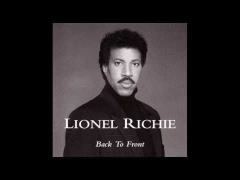 Love Oh Love By Lionel Richie What A Blessed Thing Oh Yeah