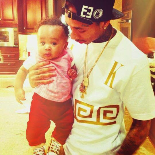Tygas Baby  9 photos  Morably