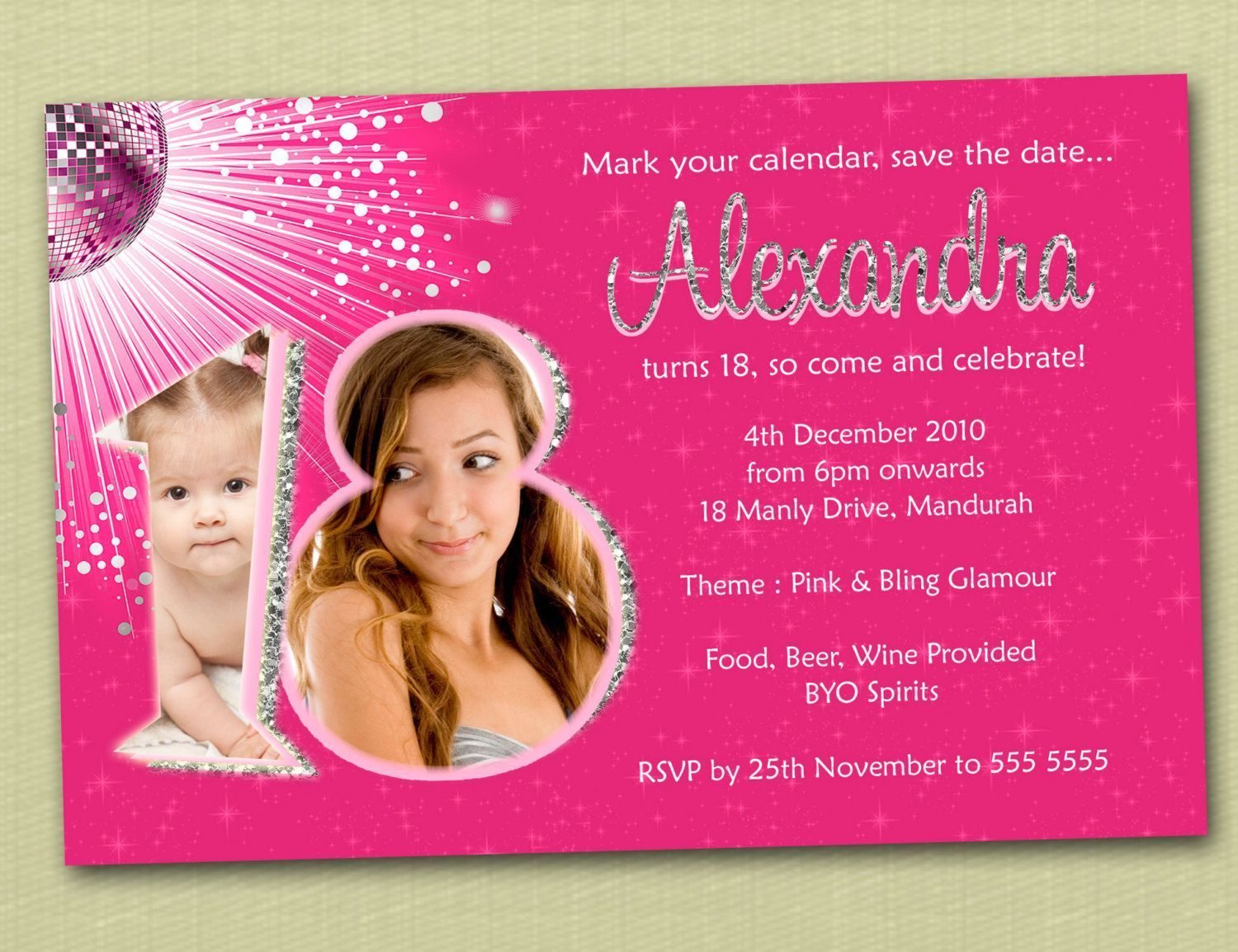 18Th Birthday Invitation WordingFind A Variety Of Designs For Your Various Events Or Needs Receiving Welcome V