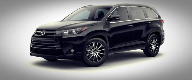2020 Toyota Highlander Rumors Toyota, First drive