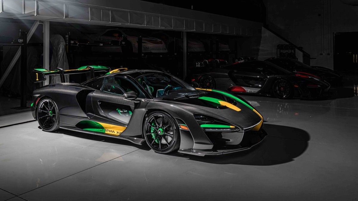 Mclaren Beverly Hills >> Mclaren Beverly Hills Is Paying Tribute To Ayrton Senna With