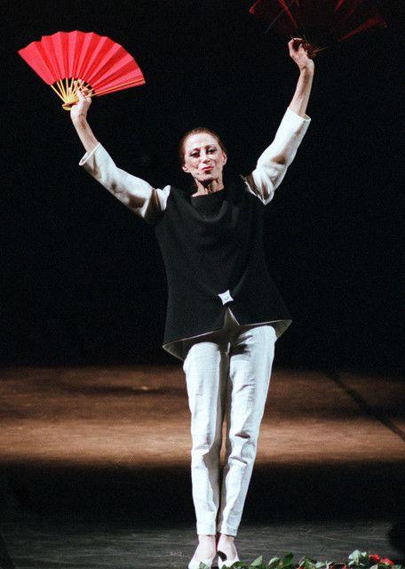 Смотреть вечер майи плесецкой в большом театре