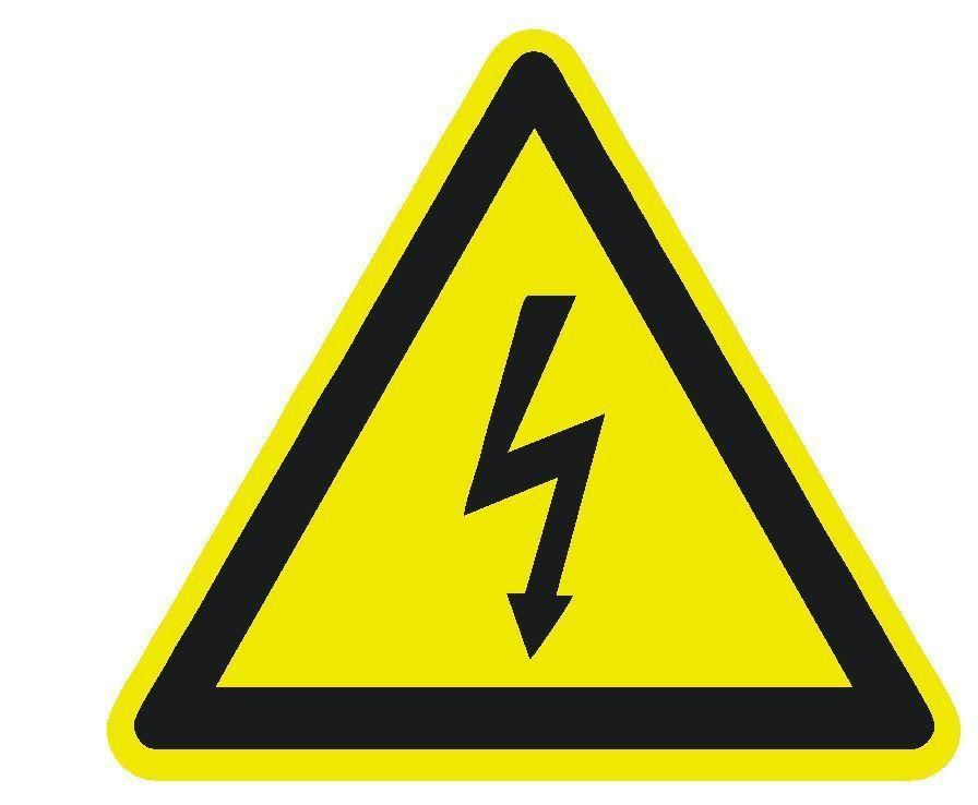 Danger High Voltage Electric Warning Safety Label Sign Decal Sticker Usa D179 Decals Stickers Decals Stickers