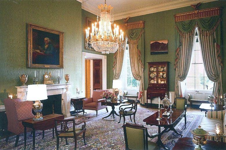 Inside The White House White House Interior Inside The White