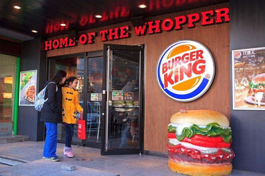 A Empresa Tem Feito Melhorias Nao Detalhadas Em Servicos De Drive Thru Em 2020 Burger King Lanches Divertidos Para Criancas Restaurantes