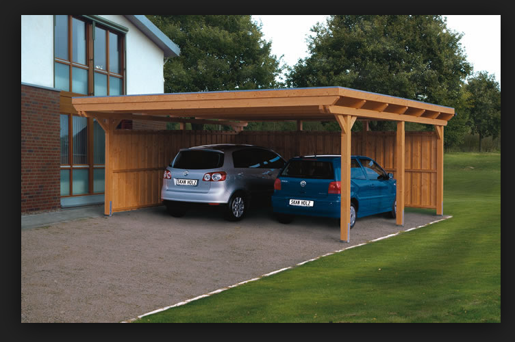 Dobbel carport garasje carport pinterest double for Carport garage plans