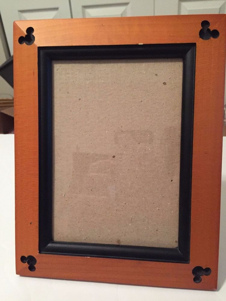 Details about Walt Disney Picture Frame 5x7 Made in Thailand ...
