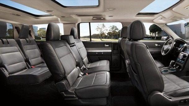 2019 Lexus Gx Redesign Ford Flex Interior Ford Flex New Cars