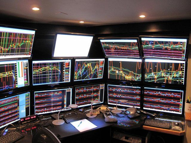 Idea By Max Metz On Cool Trading Desk Day Trader Day Trading