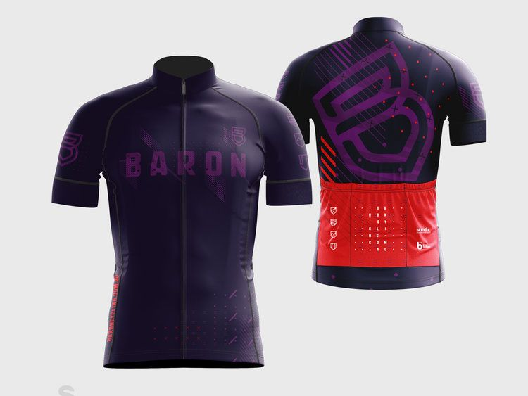 1b4987282 Baron Cycling Kit
