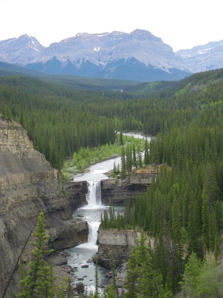 Crescent Falls Alberta Beautiful Landscapes Places To Visit Travel Inspiration