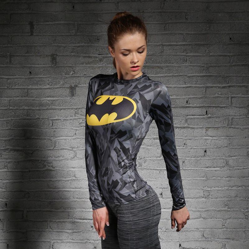 under armour batman shirt women