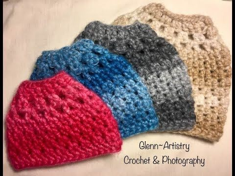 4048a2d978e81 How To Crochet Classy Updo