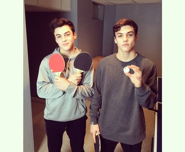 Ethan And Grayson. ❤